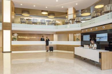 Richmond Pamukkale Thermal / Uygun otel