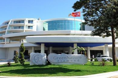 Green Nature Diamond / Uygun otel