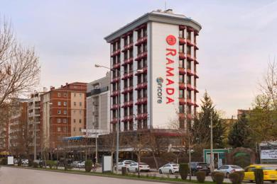 Ramada Encore Eskisehir / Uygun otel